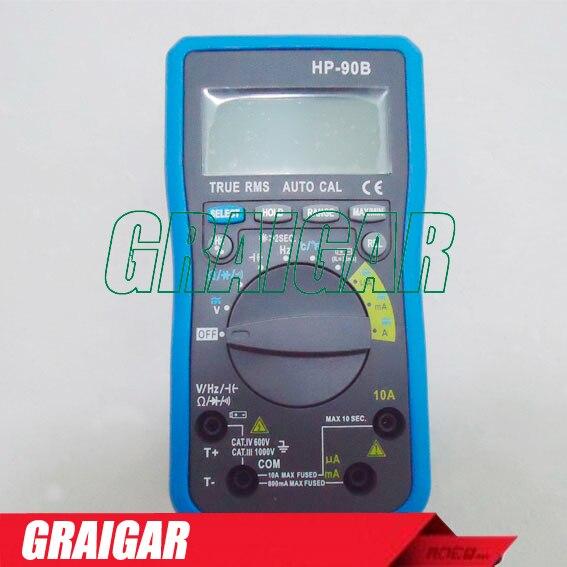 Hp-90b CAT IV расширенный цифровой мультиметр