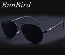 2016 diseñador de la marca gafas de sol polarizadas de los hombres gafas de sol polaroid conducción masculina gafas de sol para los hombres gafas de sol gafas r563