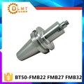 BT50 FMB22 100 FMB27 FMB32 bt50-fmb22-60 bt50-fmb27-60 bt50-fmb32-60ใบหน้าendmillผู้ถือเชลล์end millอาร์เบอร์CNCมิลลิ่งใหม่