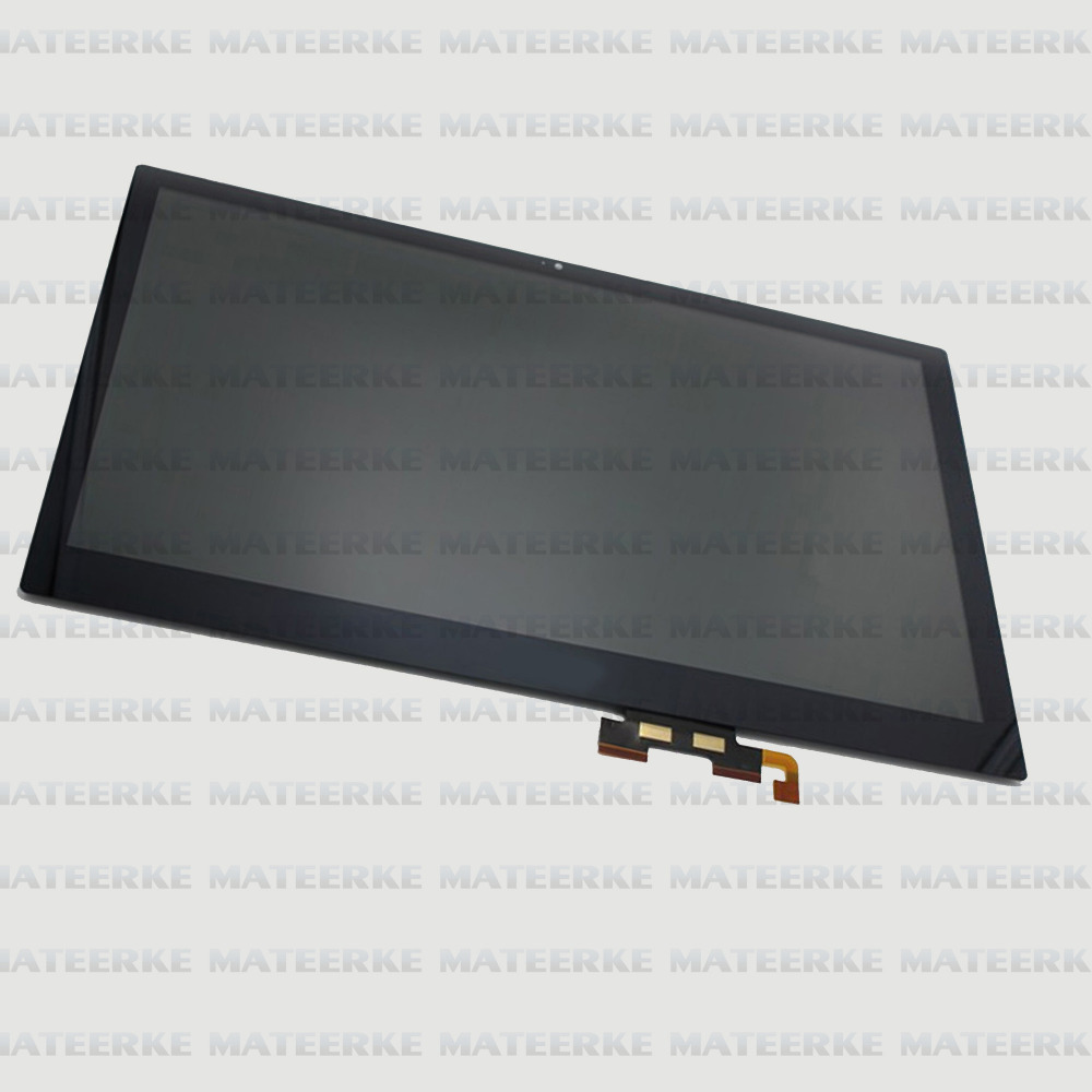 Touch LCD Assembly Screen + Digitizer For Acer Aspire V7-481P-6455 V7-481P-6607 forex b016 6607