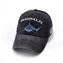 Men Women Baseball Cap Women Snapback Hats For Men Bone Casquette Hip hop Brand dad hat Gorras Cotton Shark Hat Caps недорго, оригинальная цена
