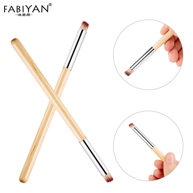 1pcs Nail Art Design Brush Color Change Gradient Gradual Nylon Blooming UV Gel Polish Painting Drawing Pen Brushes Manicure Tool
