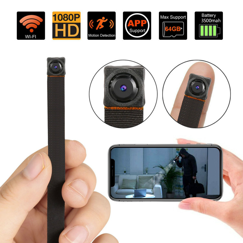 DIY Camera Mini Wifi Camera Full HD 1080P Camcorder P2P Motion Detection Video Security with 2.4G RF Remote Control DIY CameraDIY Camera Mini Wifi Camera Full HD 1080P Camcorder P2P Motion Detection Video Security with 2.4G RF Remote Control DIY Camera