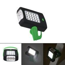 Hot 2 Mode 23 COB LED Flashlight Magnetic Working Folding Hook Tent Light Lamp Torch Linternas