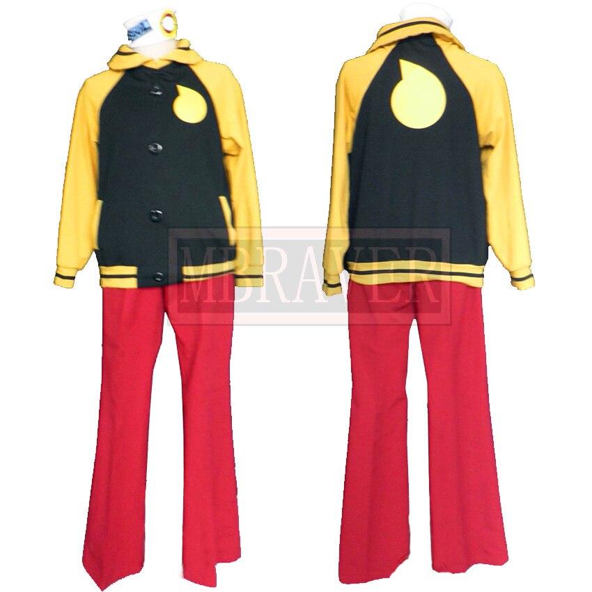 Soul Eater Cosplay Wearing Soul Evans Cosplay Costume