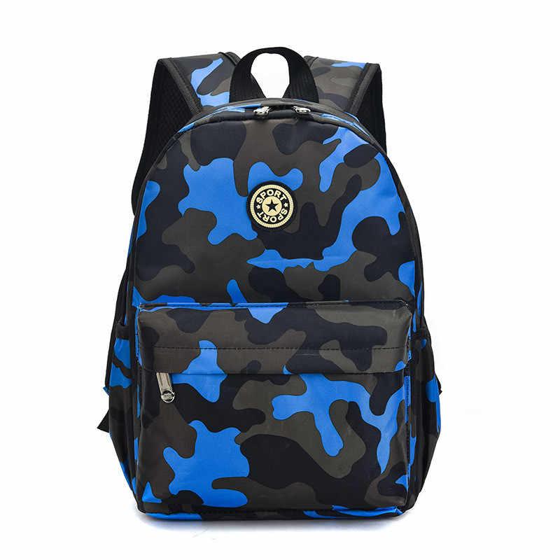 40a126ea7a8f Лидер продаж камуфляж детей рюкзаки Детский сад рюкзак для школьников и  Студентов Печати Рюкзак Дети Книга