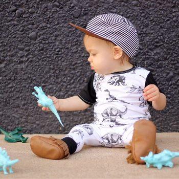 Baby romper onesie