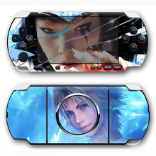 Free drop shipping 2018 professional factory direct games decal sticker for Sony PSP 3000  skin sticker #TN-PP3000-5101
