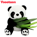 20 cm adorável Panda brinquedos de pelúcia crianças boneca de Pelúcia de alta qualidade