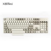 Enjoypbt keycaps ISO KEYS blank pbt keycaps 117 keys cherry profile for cherry mx mechanical font