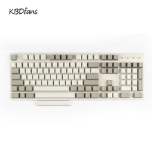 Enjoypbt keycaps ISO KEYS blank pbt keycaps 117 keys cherry profile for cherry mx mechanical keyboard