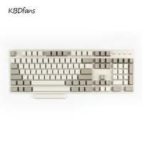 Mechanical Keyboard Keyboarded Translucidus Keyboarded Resin Keyboarded Personality Keyc For Aps