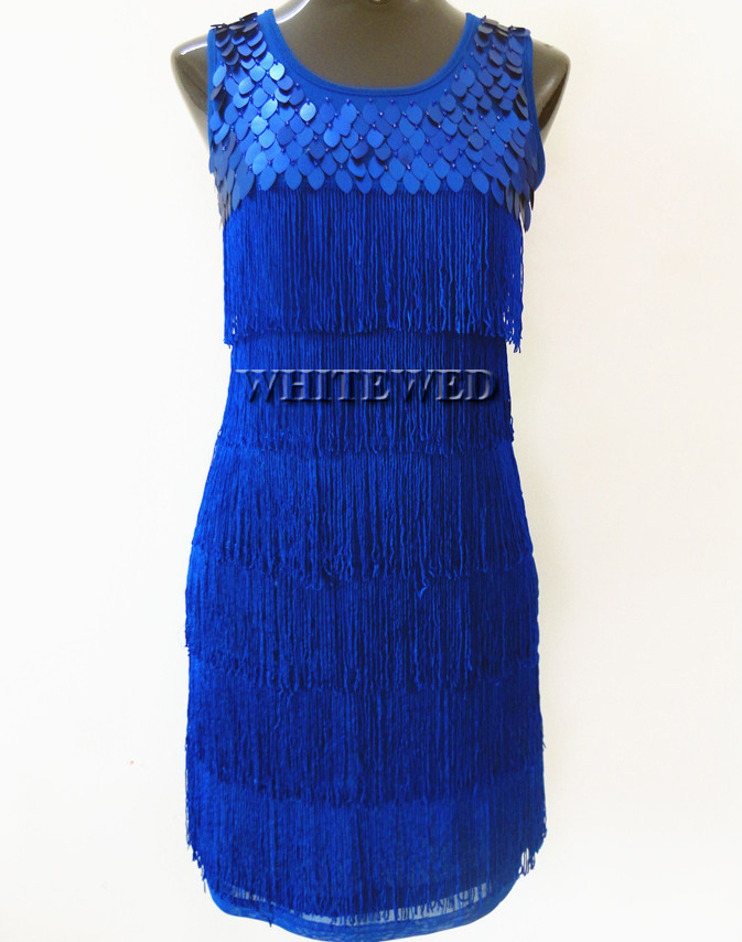 Aliexpress.com : Buy Cheap Women 1920s Tassel Sequined Fringe ...