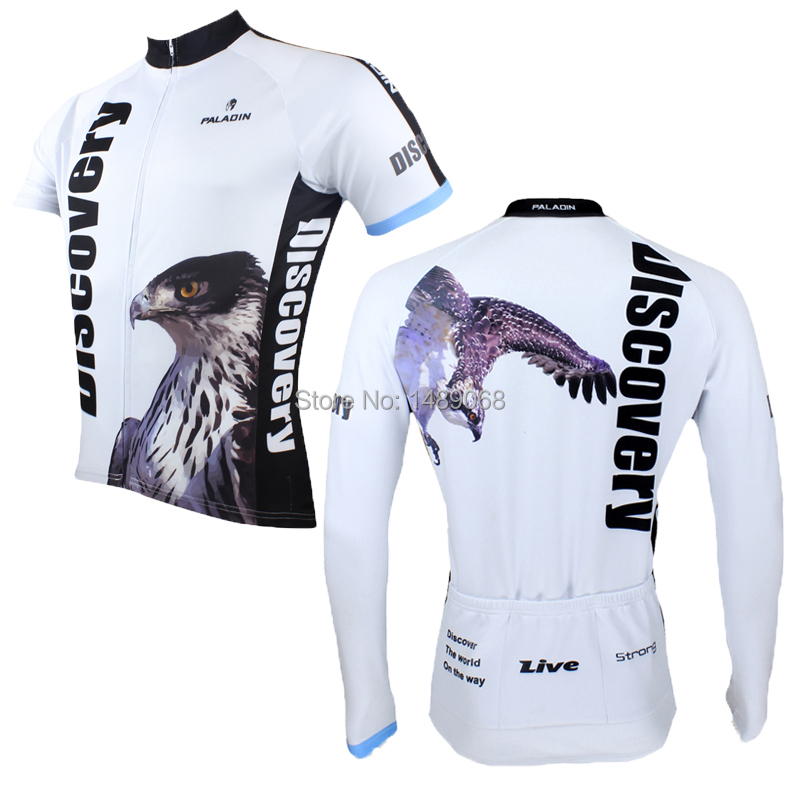 Paladin Discovery Eagle men s jersey cycling jersey long sleeve bike jersey  ropa ciclismo equipaciones de ciclismo-in Cycling Jerseys from Sports ... 9fceef975