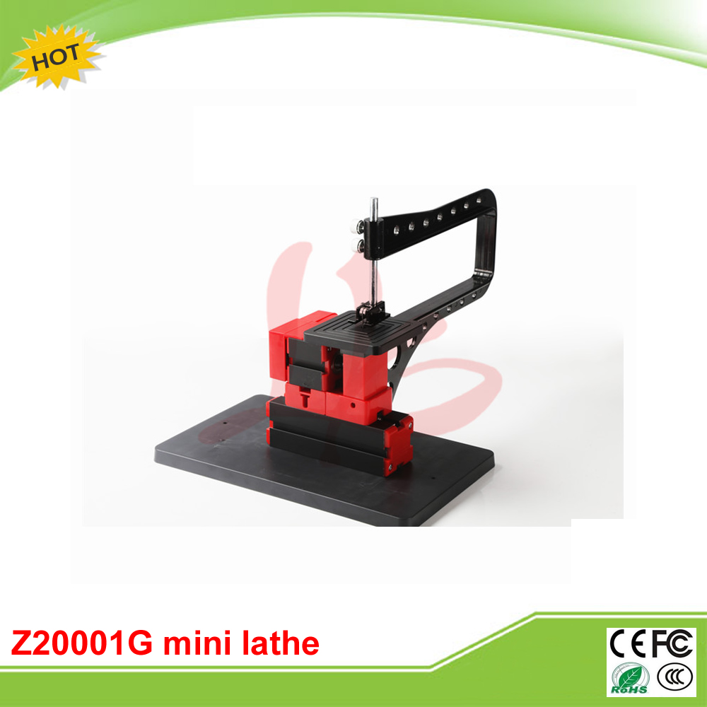 With special design, the reciprocating blade is touch safe in case of finger contact Mini Bow-Arm Jigsaw the reciprocating pump