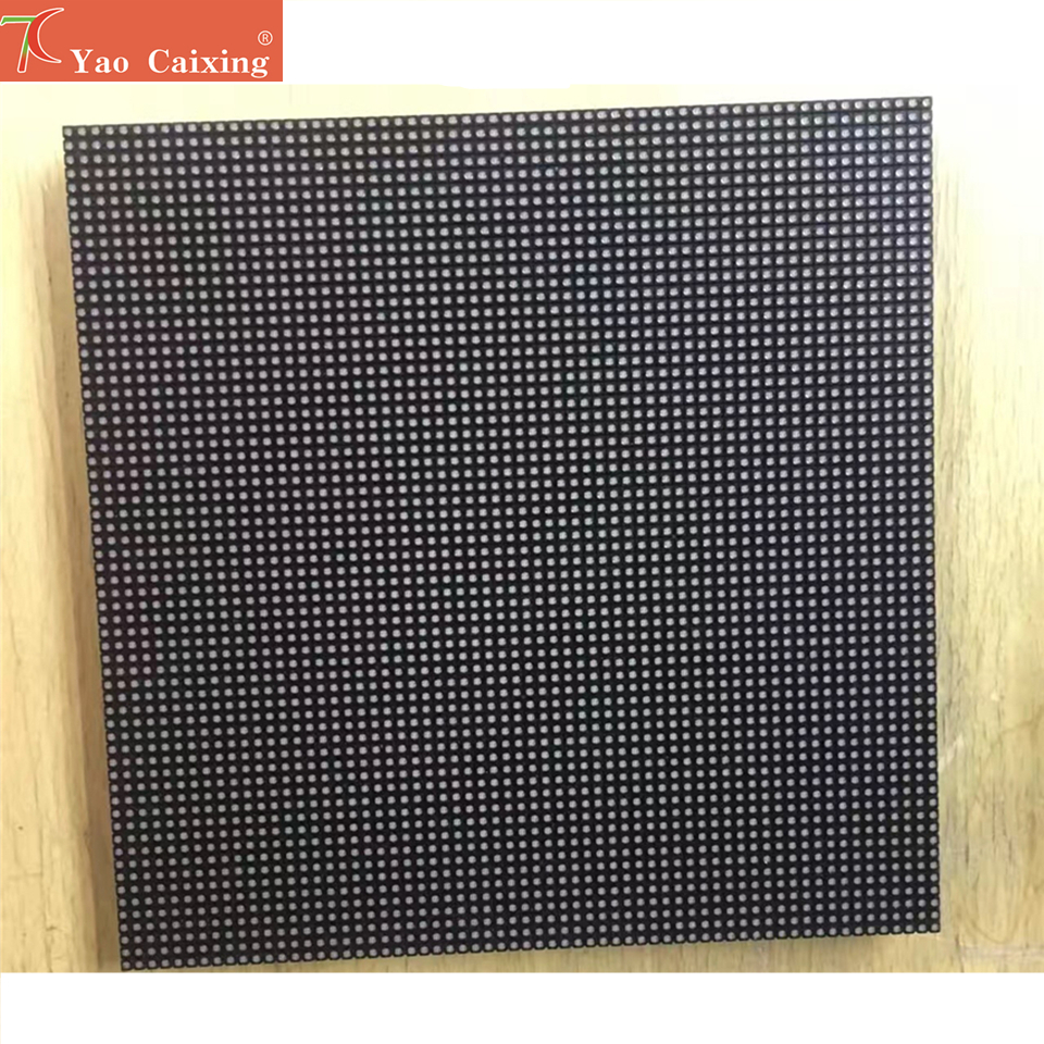 Image 2 - Free shipping Yao Caixing indoor smd P2.5 full color led screen 64x64 pixels panels  matrix module-in LED Displays from Electronic Components & Supplies
