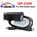 Высокое Качество OPCOM V1.60 OBD2 Op-com CAN-BUS Интерфейс Для OPEL Прошивки V1.60 OP COM С PIC18F458 Chip Fast доставка