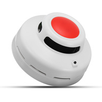 NEW 2 In1 Combination Carbon Monoxide And Smoke Alarm CO Smoke Detector Home Security Warning Alarm