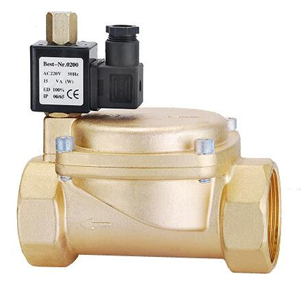 2 inch normally open 2/2 Way General Purpose solenoid valves air,water,gas,oil  0955805 honeywell solenoid gas valves ve4050a1200 ve4050a1002 for burner new