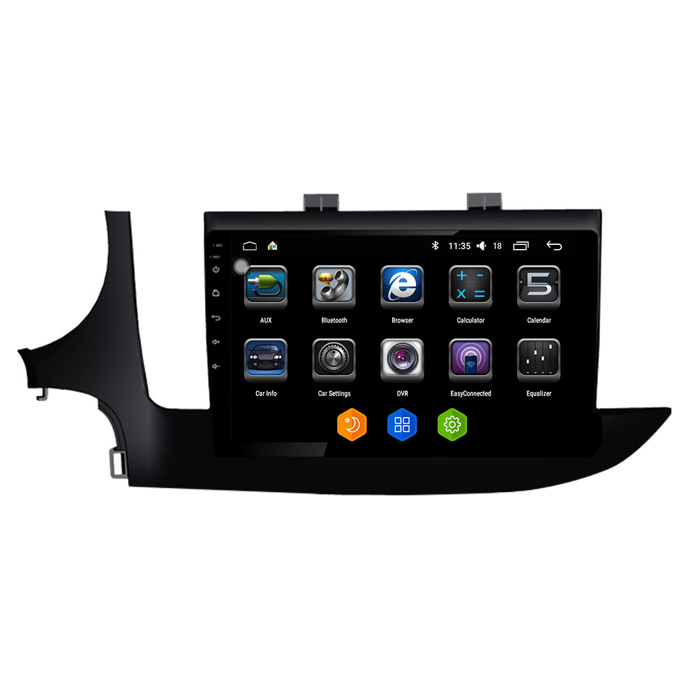 For buick encore 9 all touch button android 6 0 1 os quad core 16g