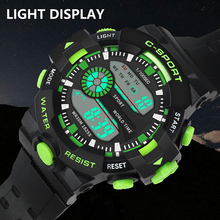 Relogio Masculino Military Clock Men Watches LED Electronic Digital Date Retro Style Electronics Mens WirstWatch