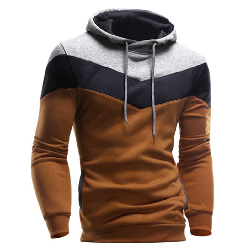 1e93747cfdb4 2019 JAYCOSIN Mens Retro Long Sleeve Hoodie Hooded Sweatshirt Tops Jacket  Coat Outwear Man Tops Slim Fit Shirt Dropshipping 08.15 From Deborahao