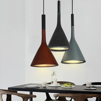 LEDream Free Shipping Replica Desiger Light Resin FOSCARINI Aplomb Lamp Pendant Led Light