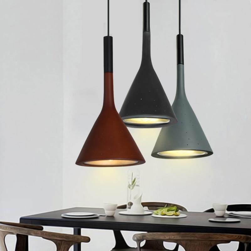 цена на LEDream free shipping Replica Desiger light resin FOSCARINI Aplomb lamp pendant led light