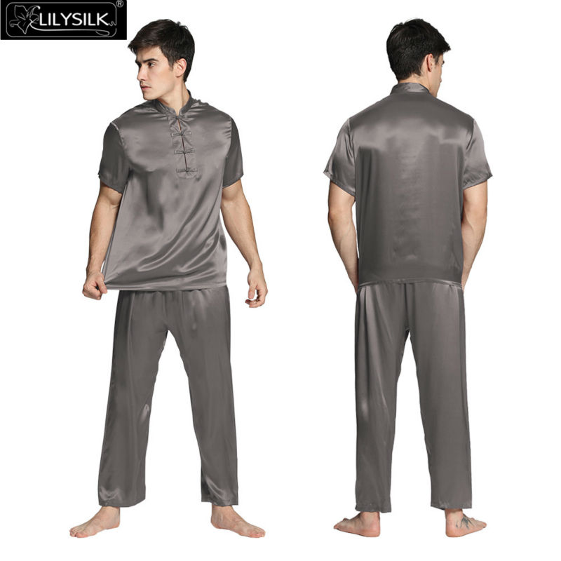 1000-dark-gray-22-momme-silk-pyjamas-with-classic-eastern-design