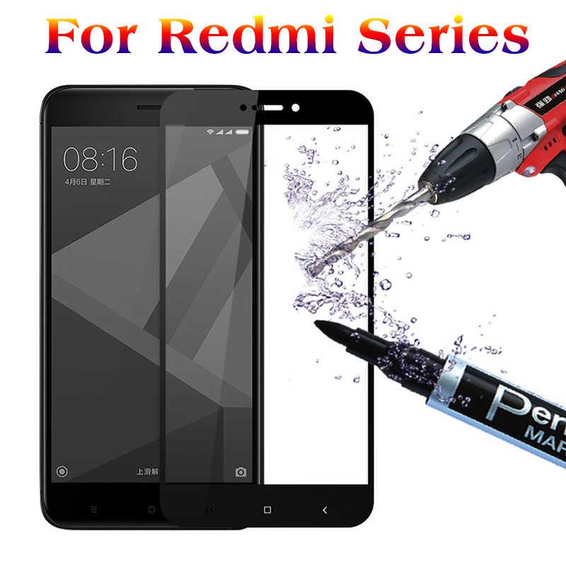 Закаленное Стекло для Redmi 7 закаленное стекло для Xiaomi 8 9 lite se Pocophone F1 Redmi 5 Экран защитная пленка 9 H защитная пленка