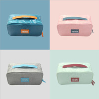 Multi Functional Waterproof Travel Accessories Toiletry Bag Underwear Organizer Storage Bag For Girl And Boy SNB01