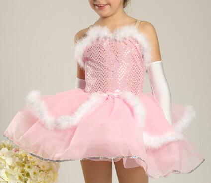pink adult kids children princess Ballet Dance Tutu ...