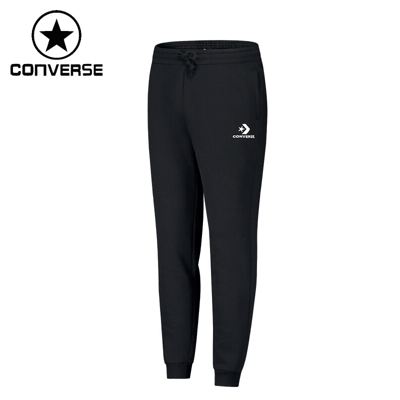 US $50.4 30% OFF|Original New Arrival Converse Star Chevron Emb Men's Pants Sportswear in Running Pants from Sports & Entertainment on AliExpress