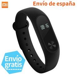 Original Xiaomi Mi Band 2 Miband Band2 Wristband Bracelet Fitness Touchpad OLED With Smart Heart Rate