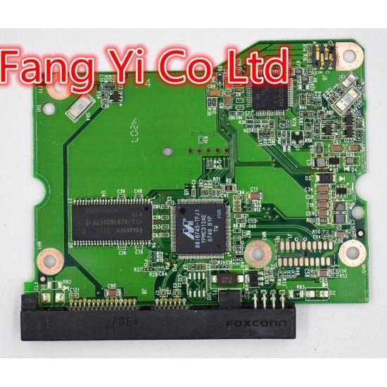 Frete grátis HDD PCB PARA Western Digital/Logic Board/2060-701474-002 REV A, 2061-701474-300, WD10EACS, WD7500AACS