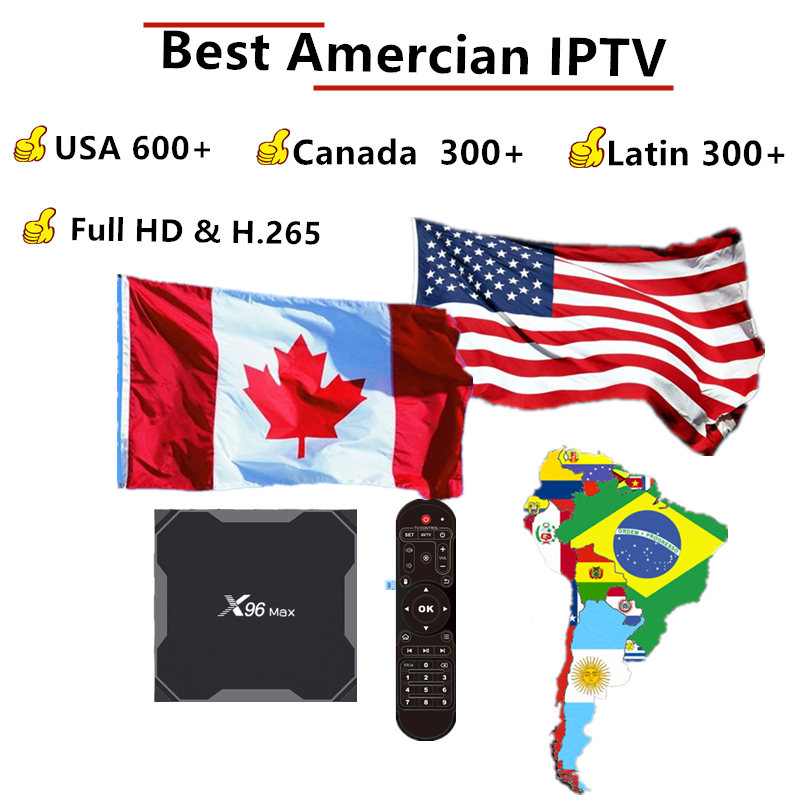 USA Canada  Latino IPTV subscription Brazil  brasil  for Android m3u IP TV  7000+ French/UK Channel free VOD Smarters IPTV code|Set-top Boxes|   - title=