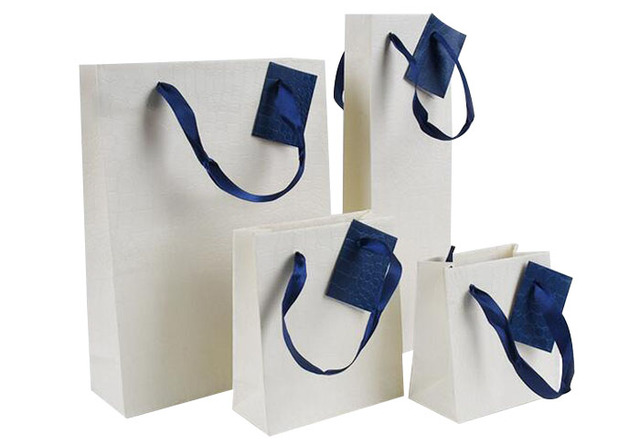Free Shipping Whole 50pcs Lot Mini Gift Bag For Jewelry Box Small Paper