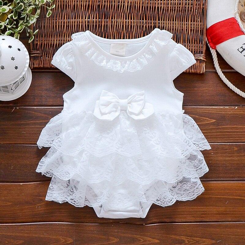 ca0e1e13b Bebé niños perla princesa bautismo fiesta tutú vestido para niñas bebé niña  bautizo cumpleaños vestido niño