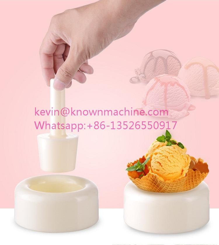 Ice cream cone maker (9)