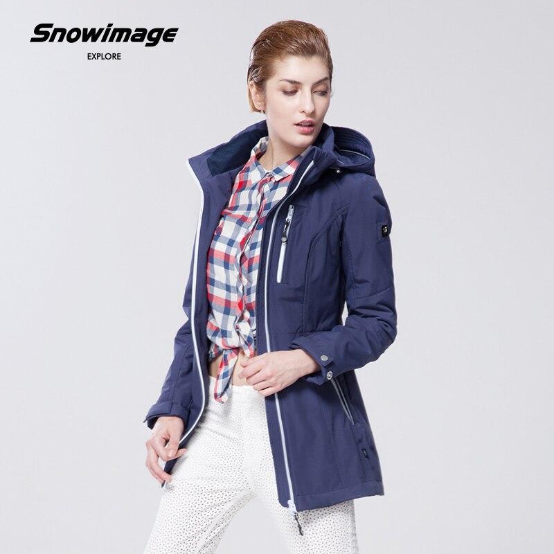snowimage 2016 новая коллекция женская длинная
