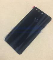 Original New For Huawei Honor 8 Rear Back Glass Cover Battery Door Housing W Fingerprint Sensor
