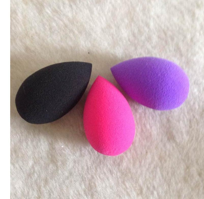 PRO 3d микро мини Bb блендер губкой без латекса BB яйцо смешивания Макияж губка