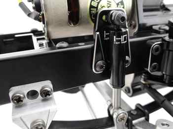 Hot Racing Tamiya 1/14 Tractor 470 620 Aluminum Friction Shocks TTF50DP01