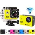 Mini cámara del deporte goldfox full hd 1080 p wifi cámara de acción grabador de DV Impermeable Deporte Cámara de Fotos Del Coche DVR SD Adicional tarjeta