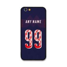 European Football Ozil BELLERIN AUBAMEYANG RAMSEY IWOBI MUSTAFI Jersey style Arsenal case for Apple iPhone 5 Phones cases