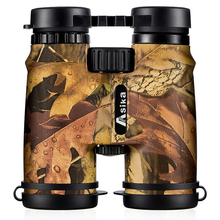 Cheap price Asika 10×42 HD Binoculars Military Telescope for Hunting and Travel Compact Folding Size High Clear Large Vision Not infrared