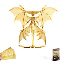 DIY 3D Metal Puzzles Of Throne Of Elves MAYRA From Laser Cut Metal Pieces 3D Assembly