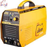 1PC Inverter IGBT DC 3 in 1 TIG/MMA plasma cutting CT 418 220v Argon arc welding machine 3.2 electrode Electric welder
