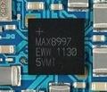 2 шт./лот Оригинал MAX8997 для I9100 I9220 N7000 power ic