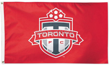 Toronto MLS Flag 150X90CM MLS 3X5FT Banner 100D Polyester grommets custom009, free shipping